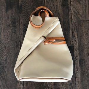 Vera Pelle Leather Bag/Backpack